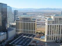 воздушные взгляды Las Vegas Стоковые Изображения