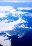 воздушные острова baffin Стоковое Изображение RF