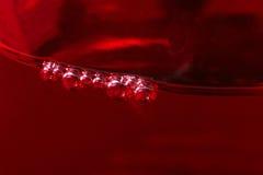 воздушные пузыри Стоковая Фотография RF