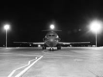 Воздушные судн Боинга 727 стоковые изображения rf