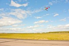 Воздушные судн Боинга 727 стоковые изображения