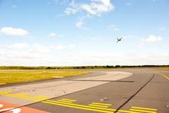 Воздушные судн Боинга 727 стоковое изображение