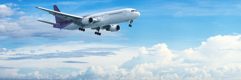 Воздушные судн двигателя Стоковая Фотография