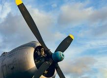 Воздушные судн пропеллера Стоковое фото RF