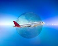 воздушные судн Стоковое Изображение