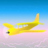 воздушные судн Стоковое фото RF