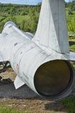 Воздушные судн F-104 Starfighter зазвуковые Стоковое Изображение RF
