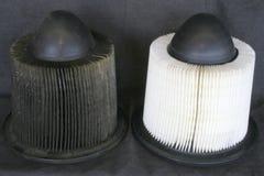 воздушные фильтры Стоковые Фотографии RF
