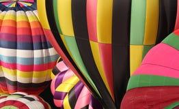 воздушные шары горячие Стоковая Фотография RF