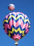 воздушные шары горячие 2 Стоковые Фотографии RF