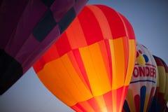 Воздушные шары на фестивале воздушного шара Стоковое Изображение RF