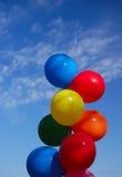 воздушные шары Стоковые Изображения RF