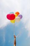 воздушные шары Стоковая Фотография RF