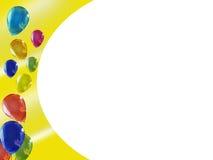 воздушные шары Стоковое Фото