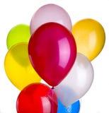 воздушные шары 8 стоковое изображение rf