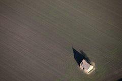 воздушный амбар старый Стоковая Фотография RF