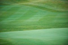 воздушный взгляд гольфа курса Стоковое Фото