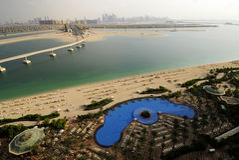 воздушный взгляд городского пейзажа Стоковые Изображения