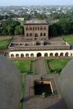 воздушный взгляд музея Стоковые Изображения RF