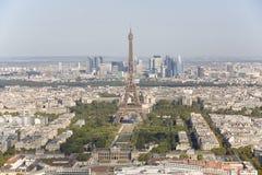 воздушный взгляд Франции paris стоковая фотография