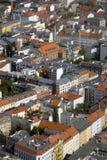 воздушный взгляд berlin Стоковая Фотография