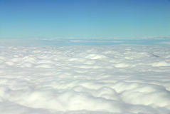 воздушный ландшафт Стоковые Изображения