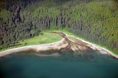 воздушный ландшафт стоковые фото