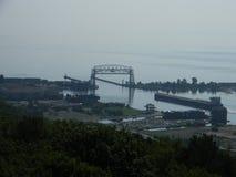 Воздушный мост подъема стоковое изображение rf