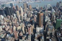 воздушный новый взгляд york Стоковые Фото