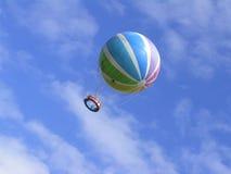 воздушный шар большой стоковое изображение