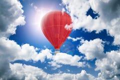 воздушный шар горячий стоковое фото rf