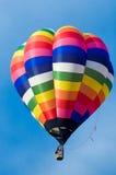 воздушный шар цветастый Стоковые Фото