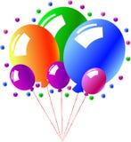 воздушный шар 2 Стоковые Изображения