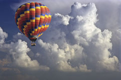 воздушный шар Стоковая Фотография