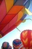воздушный шар 9 горячий Стоковое Изображение