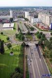 воздушный rotterdam Стоковая Фотография RF
