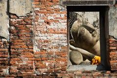 возлеубежать Будды Стоковая Фотография RF