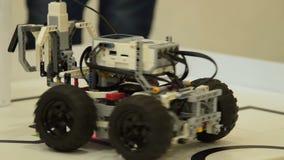Возможность робота на линии сток-видео