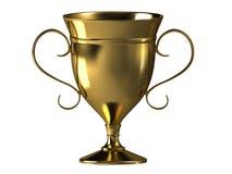 вознаграждение золота Стоковая Фотография