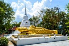 возлеубежать Будды Стоковые Фотографии RF
