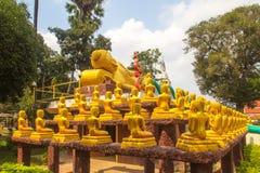 возлеубежать изображения Будды Стоковая Фотография RF