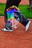 Воздуходувка 5 пузыря Стоковое Изображение