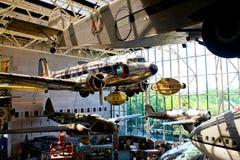 Воздух смитсоновск национальный и музей космоса Стоковое Изображение RF