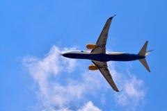 Воздух Украина Боинг 737 Azur Стоковое Изображение