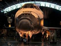 Воздух NASA и челнок музея космоса Стоковые Изображения