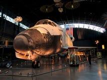 Воздух NASA и челнок музея космоса Стоковая Фотография RF