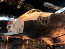 Воздух NASA и челнок музея космоса Стоковое Фото
