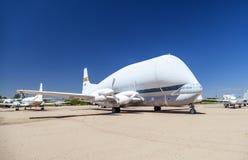 Воздух Pima и музей космоса в Tuscon стоковое изображение