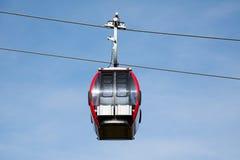 Воздушная линия пассажира Стоковая Фотография