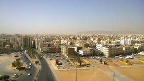 Воздушная съемка Medina стоковая фотография
